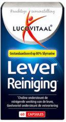 Lucovitaal Leverreiniging Voedingssupplement - 60 capsules