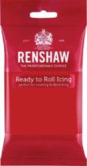 Renshaw Rolfondant Pro - Klaproosrood - 250g