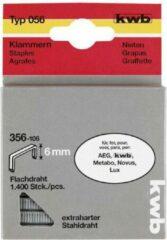 KWB niet 56c hard 6 mm