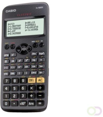 Afbeelding van Casio Wetenschappelijke rekenmachine FX-82EX Zwart