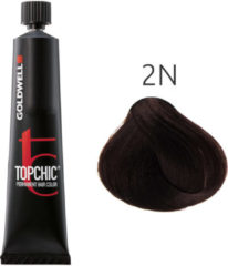 Zwarte Goldwell Topchic Tube 60 ml