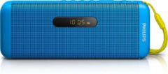 Philips Kabelloser UKW-Lautsprecher mit Bluetooth, USB und MicroSD Karte »SD700/00«