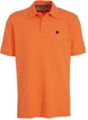 Donnay Polo - Sportpolo - Heren - Maat S - Meloen oranje