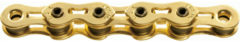 Gouden KMC K710-SL Kool Gold BMX Chain - Kettingen