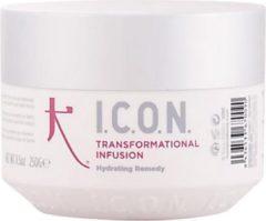 I.C.O.N Transformatin Infusion haarmasker Vrouwen 250 ml
