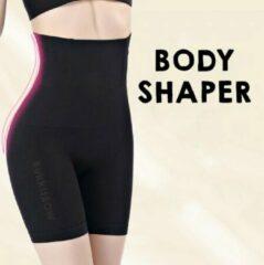Zwarte BukkitBow Fitness Running - Vrouwen Short Leggings - Naadloze Short Yoga Broek - Hoge Taille - Gym Mini Leggings - XS