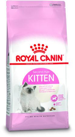 Afbeelding van Royal Canin Fhn Kitten - Kattenvoer - 2 kg - Kattenvoer