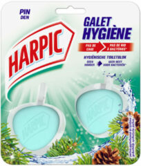 Harpic - Nature Fresh - Den & Rozemarijn - Toiletblok - 2 blokjes