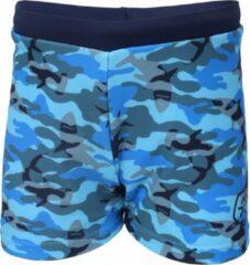 Color Kids Erland Swim Shorts Zwembroek - Maat 92 - Unisex - blauw