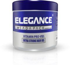 Elegance Extra Strong Hair Gel 500ml (Medium Hold)