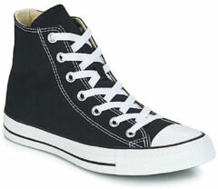 Zwarte Converse Chuck Taylor All Star Hi Classic Colours - Sneakers - Black M9160C - Maat 39.5