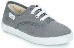 Grijze Lage Sneakers Citrouille et Compagnie KIPPI BOU