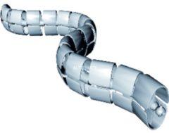 Bachmann 930.050 - Kabelschlange PREMIUM silber 930.050, Aktionspreis