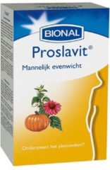 Bional Proslavit – Man prostaat – Voedingssupplement met pompoen en zaagpalm - 90 capsules