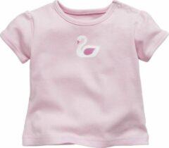 Roze Playshoes Broek Geen Baby T-shirt