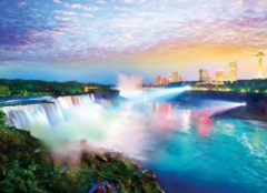 Eurographics puzzel Niagara Falls - 1000 stukjes