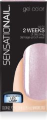 Sensationail Gel Polish - Lavish Lilac - Gel nagellak - Roze