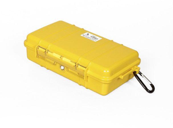Afbeelding van Peli - MicroCase 1060 - Beschermdoos geel