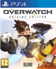 Blizzard Overwatch - Origins Edition - PS4