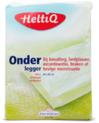 Heltiq Onderlegger 60x60cm - Incontinentie pads