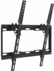 Zwarte LogiLink TV-Wandhalterung, neigbar -14°/0°, 32 - 55 , max. 35 kg Belastung