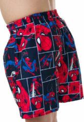 """Marineblauwe Speedo Boy's Marvel Avengers Watershort 17"""" - Zwemboxers"""