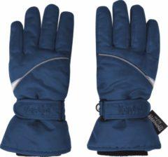 Playshoes Handschoenen Kinderen - Donkerblauw - maat 8-12 jaar