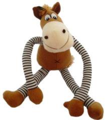 Happy pet pull my leg pluche paard 44X36X9,5 CM