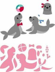 Roze Marianne Design Collectables Eline's Seals