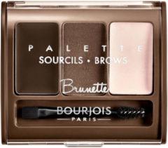 Bourjois Brow Palette Wenkbrauwmake-up - 2 Brunette