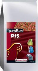 Versele-Laga Nutribird P15 Tropical Onderhoudsvoeder Papegaaienvoer - Binnenvogelvoer - 10 kg