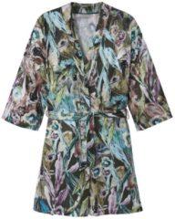 Jersey-Kimono, Länge 95cm Calida rosemary green