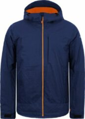 Zwarte Icepeak Carbon Heren Ski jas - Navyblue - 46