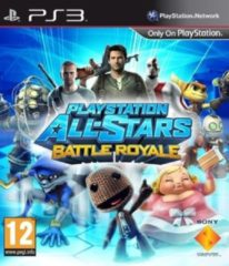 Scee PlayStation All-Stars: Battle Royale - Essentials Edition