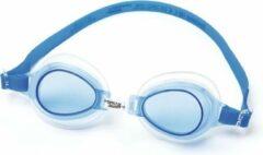 BSTW Blauwe zwembril voor kinderen 3 tot 6 jaar