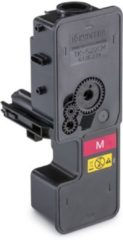 Paarse KYOCERA TK-5220M Toner Kit Magenta voor 1.200 pagina s ISO/IEC 19798