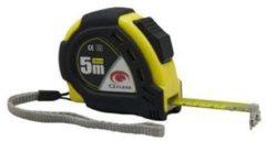 Q Flexx Tl-mt02 Rolmaat 5,00 M 19 mm Breed