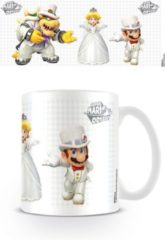 Pyramid International Super Mario Odyssey Mug - Who Will She Choose