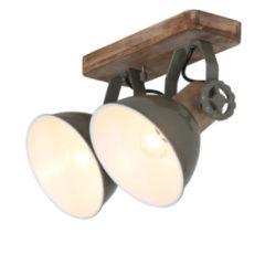 Bruine Home24 Plafondlamp Mexlite VI, Steinhauer