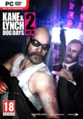 Square Enix Kane & Lynch 2: Dog Days - Limited Edition - Windows
