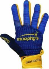 Murphys Sporthandschoenen Gaelic Gloves Latex Blauw/geel Maat 11