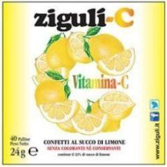 Ziguli Vitamina C Succo Di Limone 40 Palline