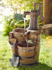 Brunnen braun
