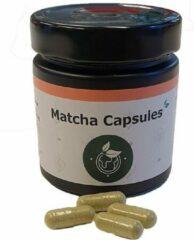 Afvallen - Detox - Matcha Capsules - Vega - 60 caps - HIKI-AN