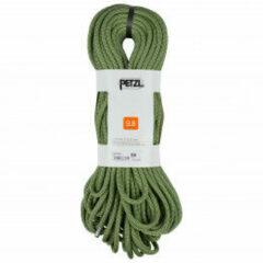 Petzl Contact 9.8mm soepel en licht enkeltouw 80m Groen