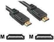 Sharkoon HDMI Premium Cable - HDMI-Kabel - HDMI (M) 4044951009046