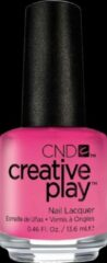 Roze CND™ Creative Play™ CND Creative Play - Sexy I Know It #407 - Nagellak