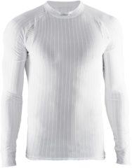 Witte Craft Active Extreme 2.0 Cn Ls M 1904495 - Sportshirt - White - Heren - Maat XXL