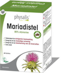 Physalis Mariadistel 60 Tabletten
