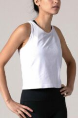 Roze REVIVE Sportswear REVIVE seamless lightweight Tank top - sport hemd DOURO - duurzaam